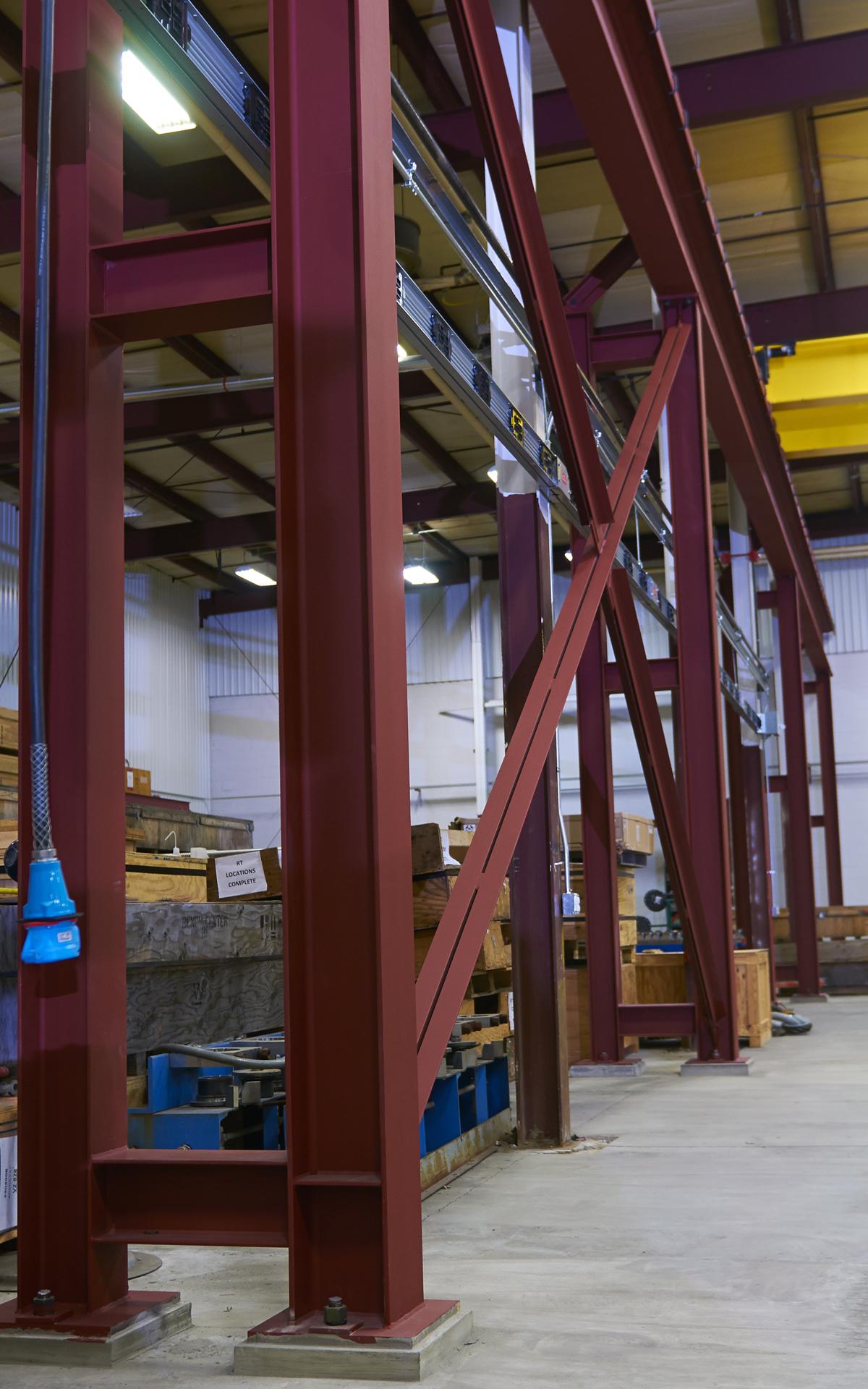 Mass Crane and Hoist - Engineering